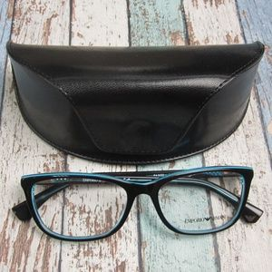 Emporio Armani EA3052 Women's Eyeglasses/NDN154